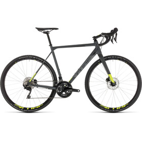 Cube Cross Race Pro Cyclocross Bike grey